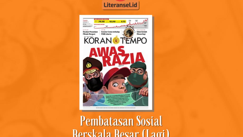 Koran-Tempo-PSBB Lagi